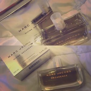 """AUTHENTIC MARC JACOBS """"Divine Decadence"""" WOMENS"""